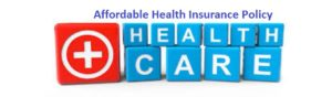Affordable Health Insurance Policy
