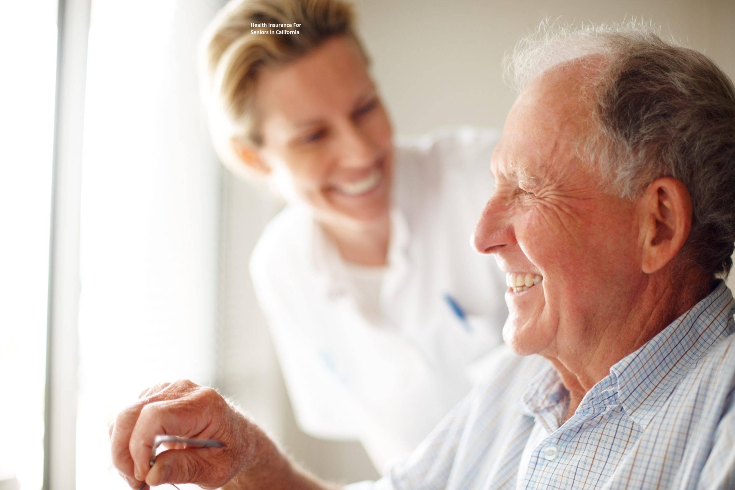 Health Insurance For Seniors in California