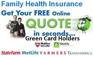 Health Insurance For Green Card Holders